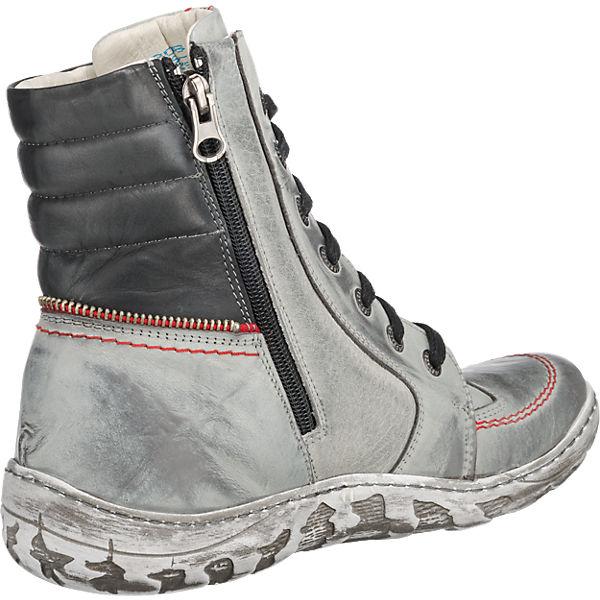 Krisbut, Krisbut, Krisbut, Krisbut Stiefeletten, grau-kombi  Gute Qualität beliebte Schuhe 45ce23
