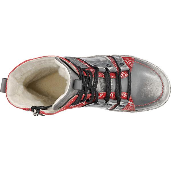 Krisbut grau-kombi Krisbut Stiefeletten grau-kombi Krisbut  Gute Qualität beliebte Schuhe fc1aab