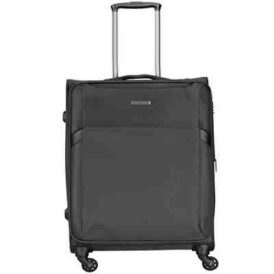 D&N Travel Line 7600 Kabinentrolley 4 Rollen 50 cm
