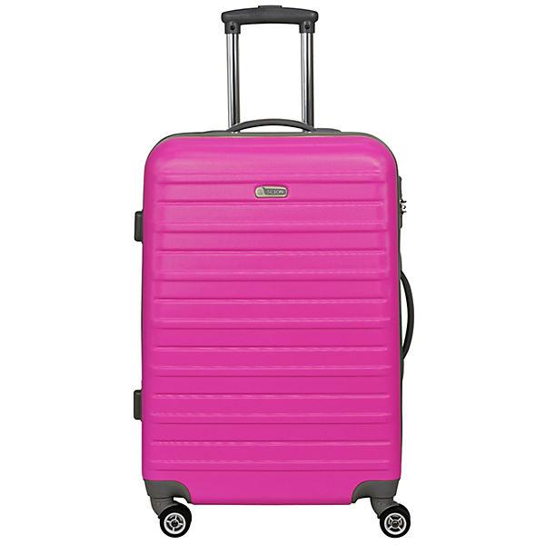 D&N D&N Scion Travel Line 9400 4-Rollen Kabinentrolley 54 cm pink