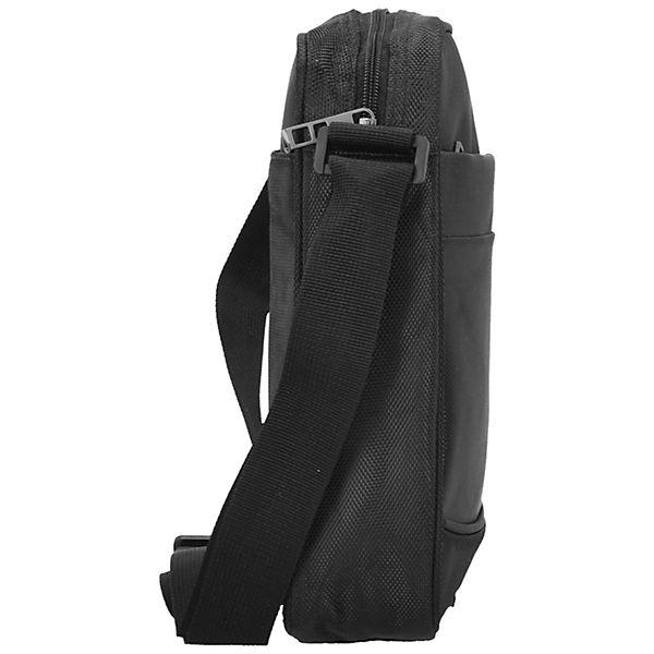 D&N D&N Basic Umhängetasche 29 cm schwarz
