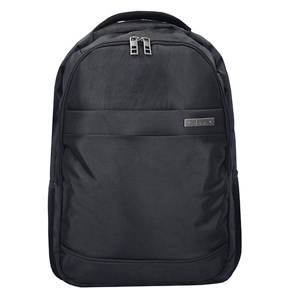 D&N D&N Basic Rucksack 46 cm Laptopfach schwarz