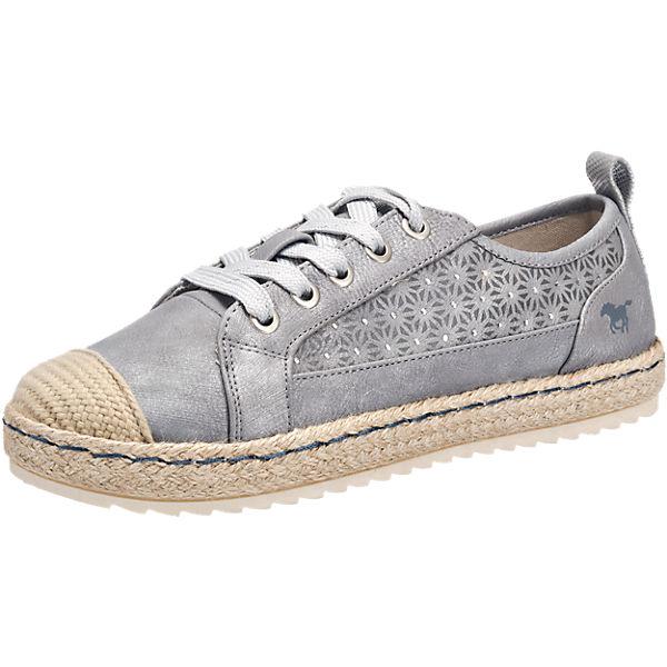 MUSTANG MUSTANG Sneakers grau