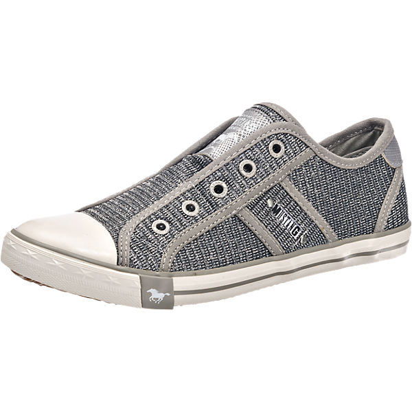 MUSTANG MUSTANG Sneakers anthrazit