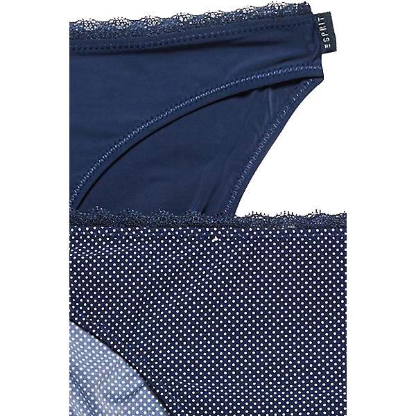 Doppelpack Cara ESPRIT Slips blau BODYWEAR TqnEn1