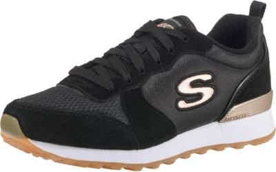 SKECHERS, Og 85 Gold'n Gurl Sneakers Low, schwarz