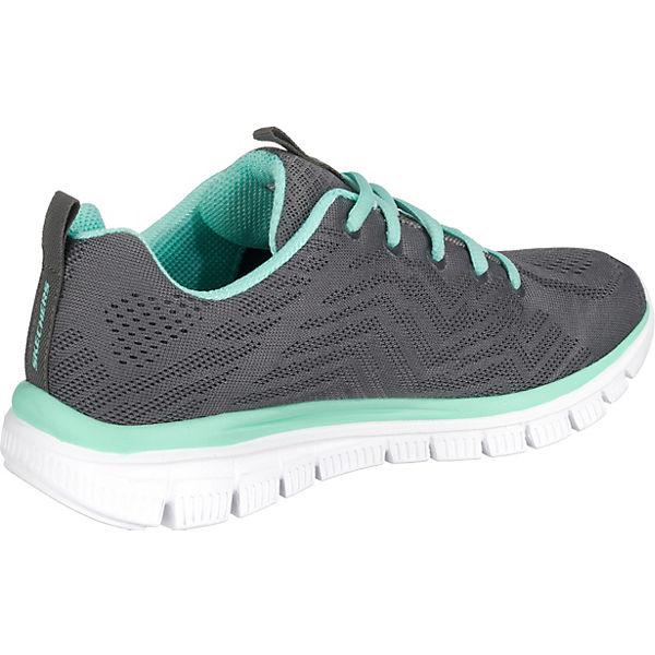 CONNECTED Low GRACEFUL Sneakers SKECHERS grau nbsp;GET w6zTxqx0