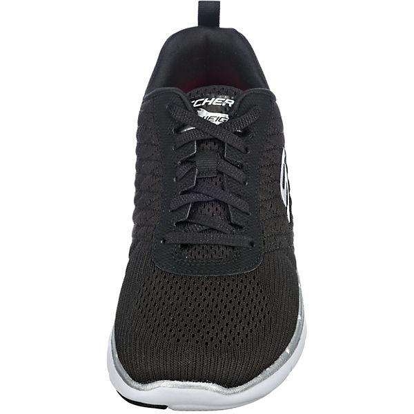 schwarz 0 APPEAL nbsp;BREAK 2 Sneakers Low FLEX FREE SKECHERS WwPqvxa81n