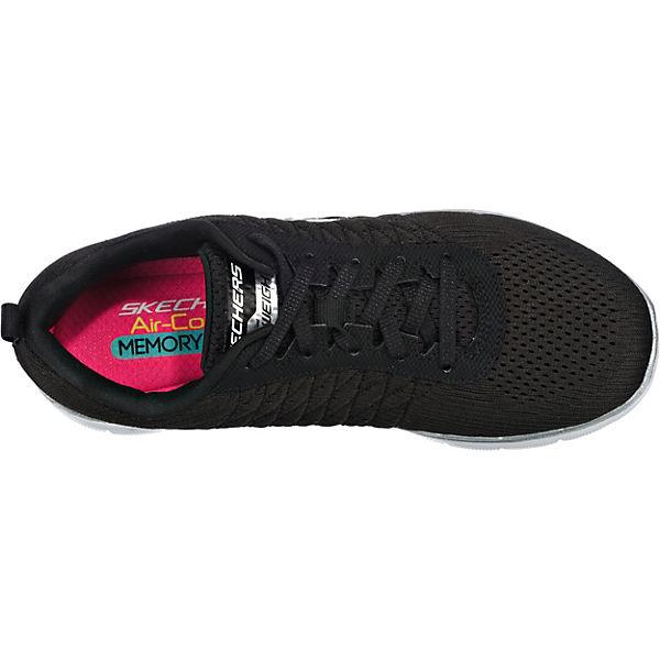 2 FREE Sneakers SKECHERS Low schwarz nbsp;BREAK APPEAL FLEX 0 RwWRqOZE