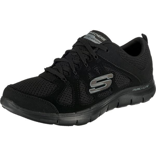 SKECHERS FLEX APPEAL 2.0SIMPLISTIC Sneakers Low schwarz
