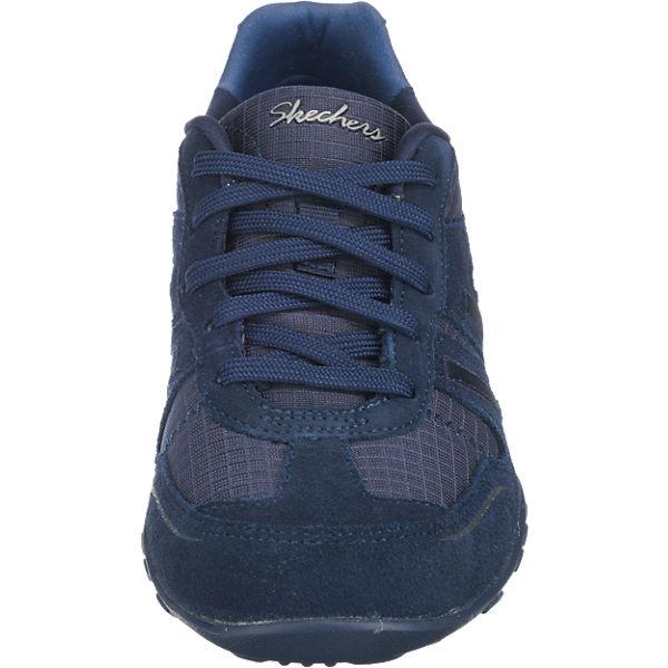 Sneakers Easy dunkelblau Jackpot SKECHERS Breathe SKECHERS qawfzAA
