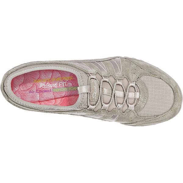 SKECHERS SKECHERS Breathe-Easy Moneybags Sneakers grau