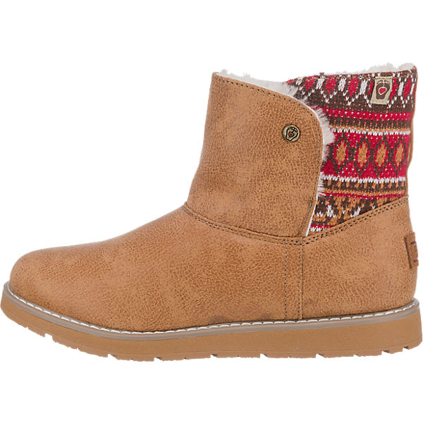 SKECHERS, Day SKECHERS Bobs Alpine Snow Day SKECHERS, Stiefeletten, cognac   6d6bce