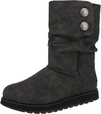 SKECHERS Keepsakes Leatherette Stiefel ...