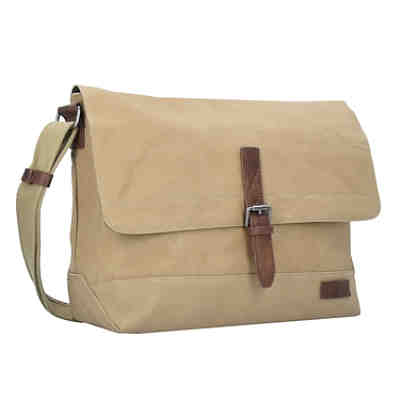 camel active Bali Messenger 38 cm Laptopfach Laptoptaschen