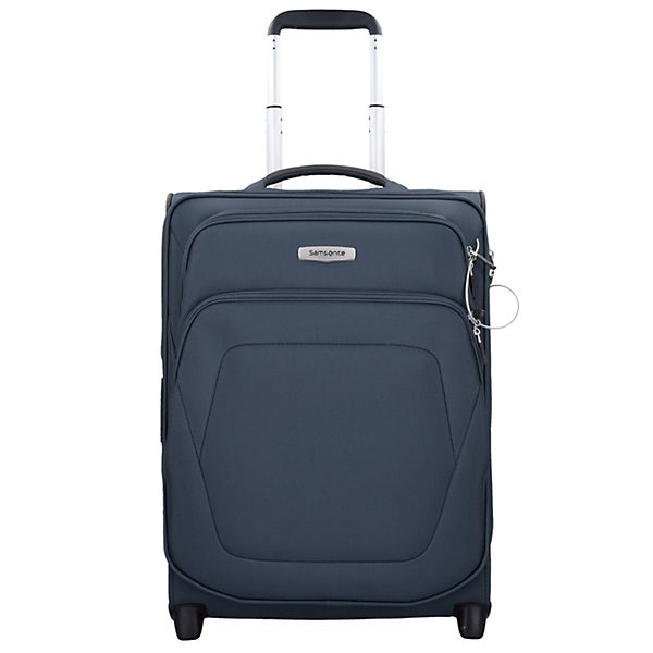 Samsonite Samsonite Spark SNG Upright 2-Rollen Kabinen Trolley 55 cm blau