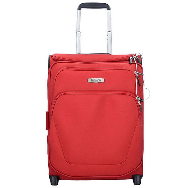 Samsonite Samsonite Spark SNG I Upright 2-Rollen Kabinen Trolley 55 cm rot
