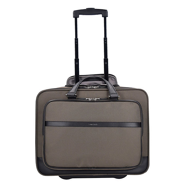 Samsonite Samsonite Fairbrook 2-Rollen Aktentasche 45 cm Laptopfach braun