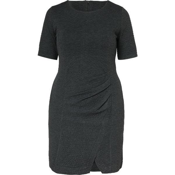 BLUE BLUE SEVEN Kleid Kleid anthrazit SEVEN 1HTHEaq