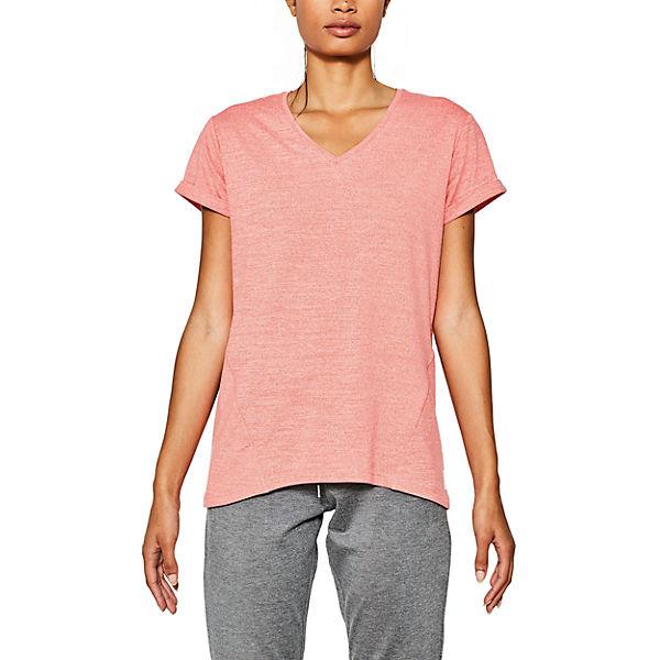 Sports Shirt ESPRIT Sports ESPRIT T rosa rosa T Shirt 1n4wpq6FX