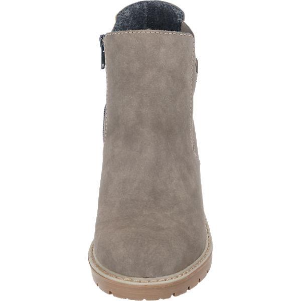 rieker, Gute rieker Stiefeletten, grau  Gute rieker, Qualität beliebte Schuhe 9b2ac4