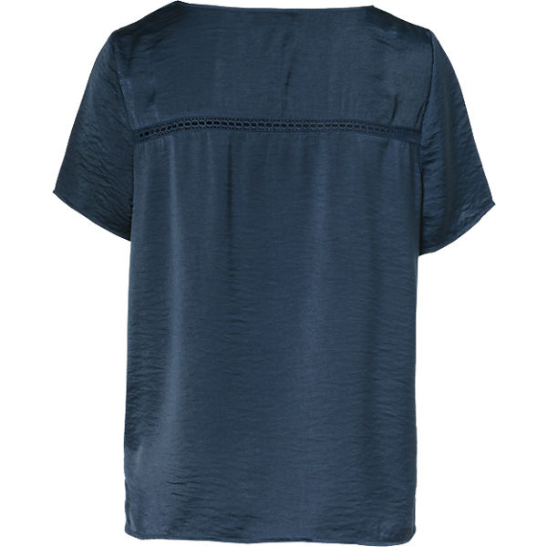 VILA VILA Blusenshirt dunkelblau dunkelblau Blusenshirt rwB04nrqxE