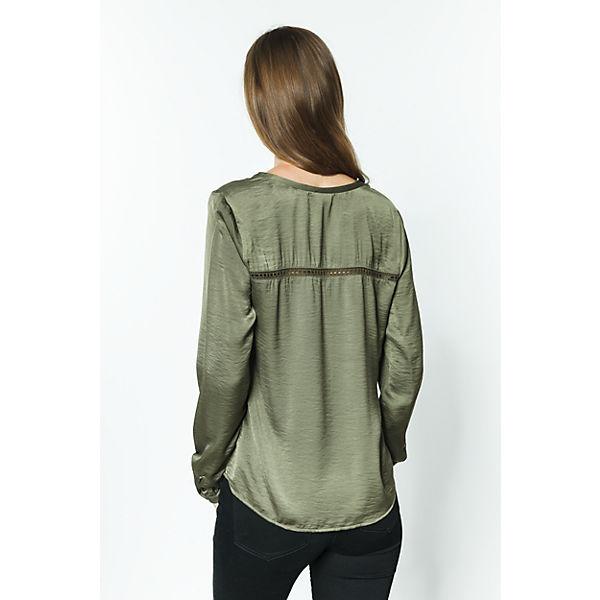 Blusenshirt grün grün VILA Blusenshirt Blusenshirt VILA VILA Blusenshirt VILA grün f1pWqdYW8