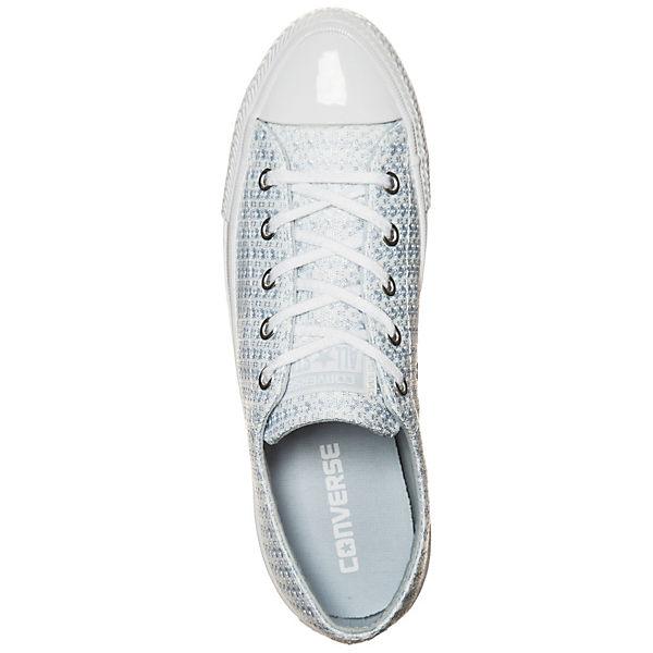 CONVERSE, Converse Chuck Taylor Sneaker, All Star Gemma OX Sneaker, Taylor weiß  Gute Qualität beliebte Schuhe 6b73ed