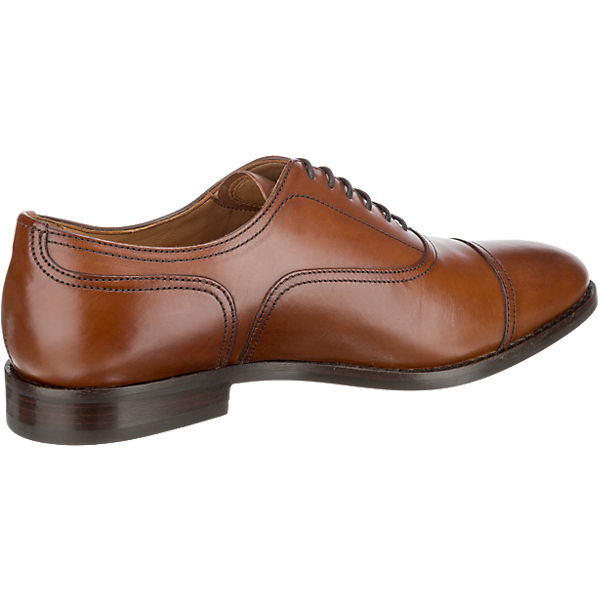 GEOX, GEOX Hampstead Business Qualität Schuhe, cognac  Gute Qualität Business beliebte Schuhe cc61e9