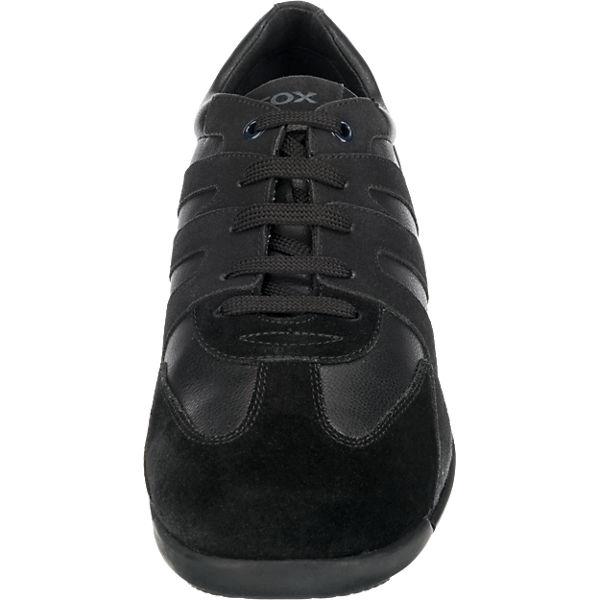 GEOX GEOX Edgware Sneakers schwarz