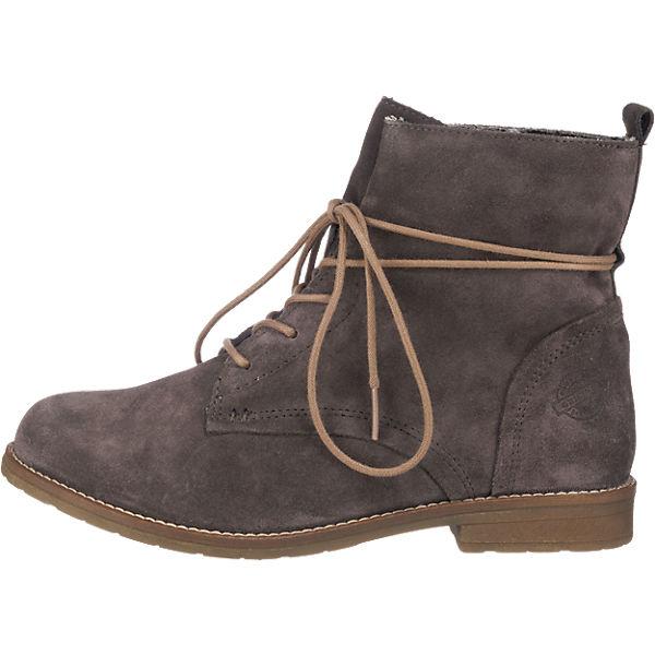Pier One, Pier Pier Pier One Stiefeletten, grau  Gute Qualität beliebte Schuhe e8f802