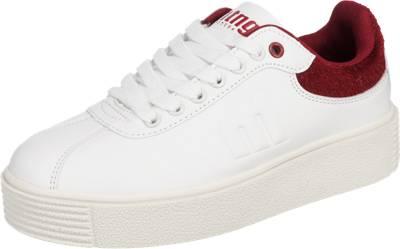MTNG Templo Sneakers, weiß, weiß