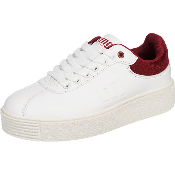 MTNG MTNG Templo Sneakers weiß