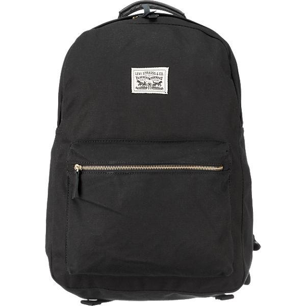 Levi's® 225300-6-59 Rucksack schwarz