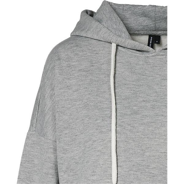 Sweatshirt MODA grau VERO Sweatshirt VERO VERO MODA Sweatshirt grau MODA grau VERO Sweatshirt MODA grau wpqztt