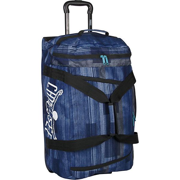CHIEMSEE CHIEMSEE Rolling Duffle 2-Rollen Reisetasche 70 cm blau
