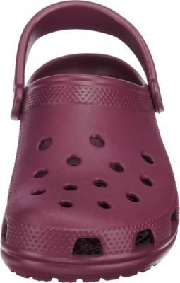 ... crocs CROCS Classic Clogs bordeaux ...
