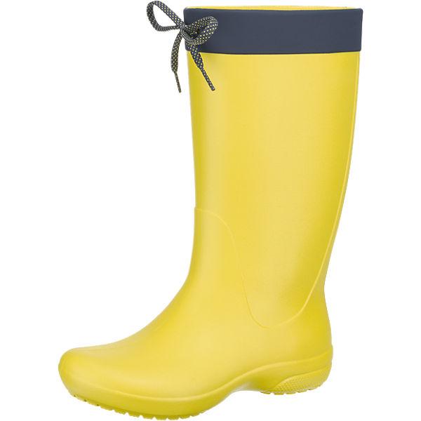 CROCS CROCS crocs Freesail CROCS crocs Stiefel Freesail crocs gelb gelb Stiefel U0wx6E