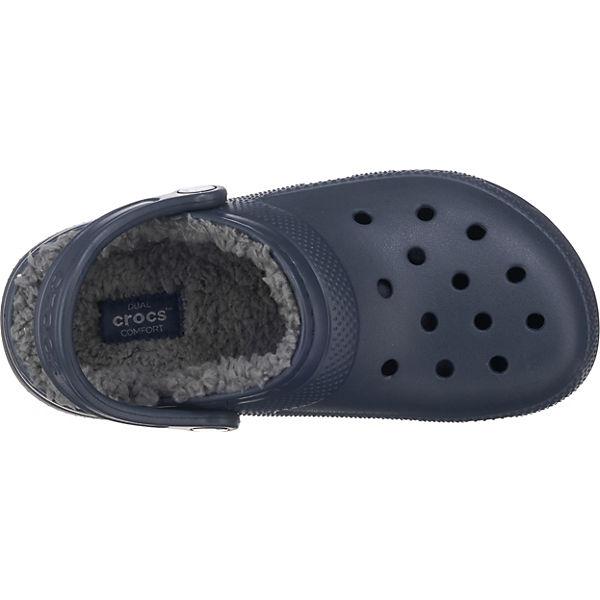 Classic Clogs Navy dunkelblau Char crocs Clog Lined F1RXxwwqd