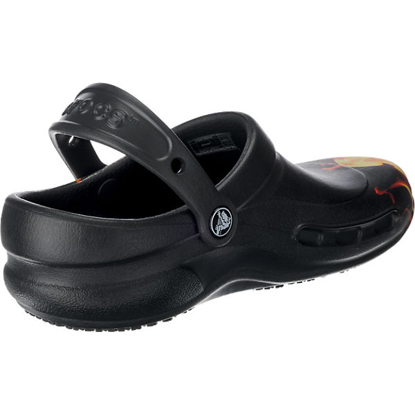Bistro crocs schwarz Graphic CROCS Clogs pqP5w