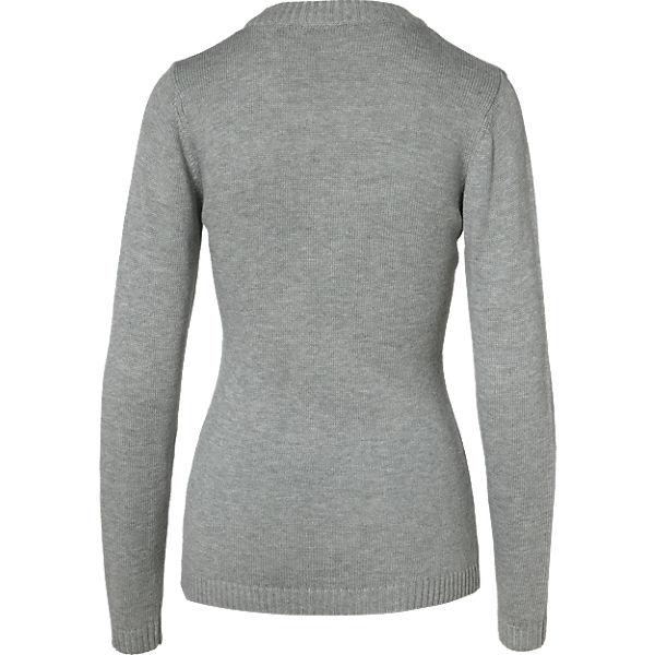 blue Pullover grau blue Pullover qS6pqP
