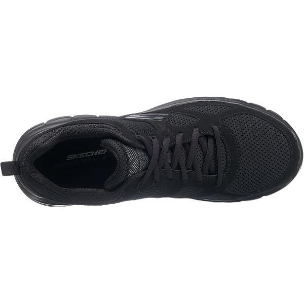 SKECHERS SKECHERS BurnsAgoura Sneakers schwarz