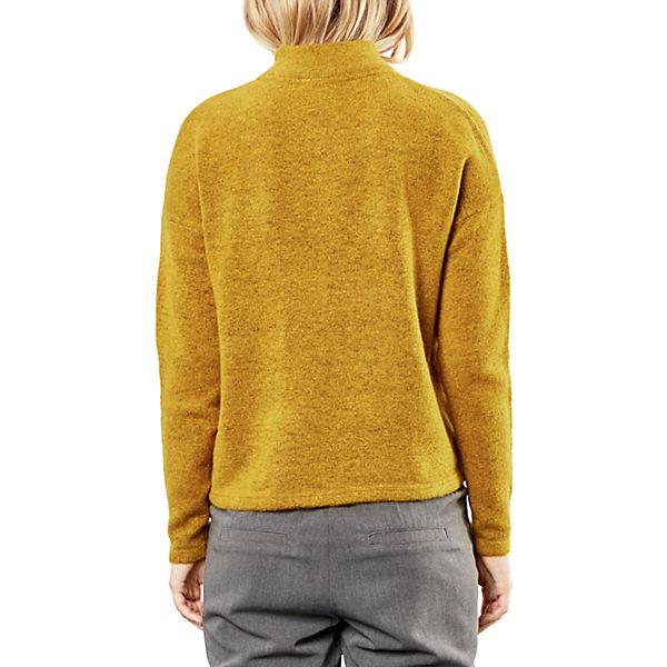 Pullover Q S gelb S Q Pullover 0gHqwpxIP