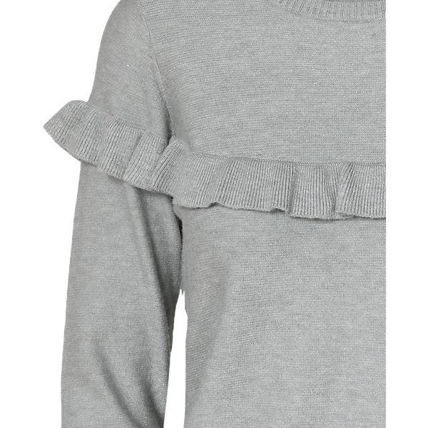 MODA VERO hellgrau Pullover MODA Pullover VERO xx1rHwn