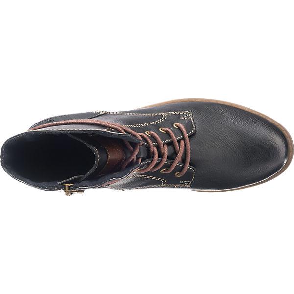 TOM TAILOR TAILOR TAILOR TOM TAILOR Stiefeletten schwarz  Gute Qualität beliebte Schuhe c5ca50