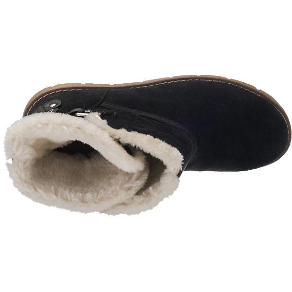 TOM TAILOR, TOM TAILOR beliebte Stiefeletten, schwarz  Gute Qualität beliebte TAILOR Schuhe 9cd4b4