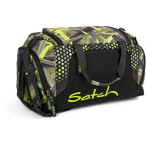 Satch Satch Pack Sporttasche Reisetasche 50 cm schwarz-kombi