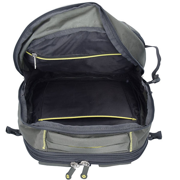 Samsonite Samsonite 4Mation Rucksack 45,5 cm Laptopfach grau