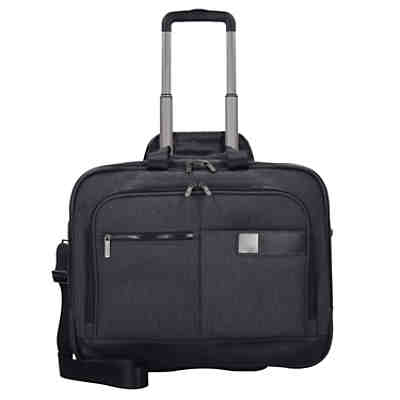 Power Pack 2-Rollen Businesstrolley 48 cm Laptopfach Business Trolleys