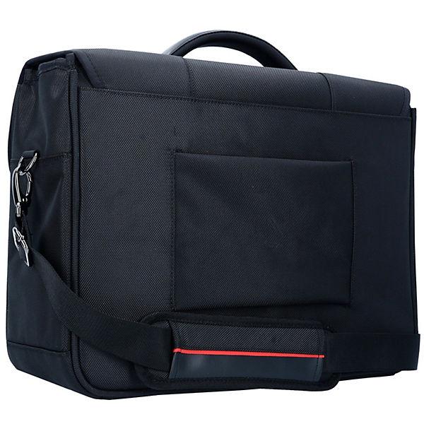 Roncato Roncato Biz 2.0 Business Tasche Laptopfach 42 cm schwarz